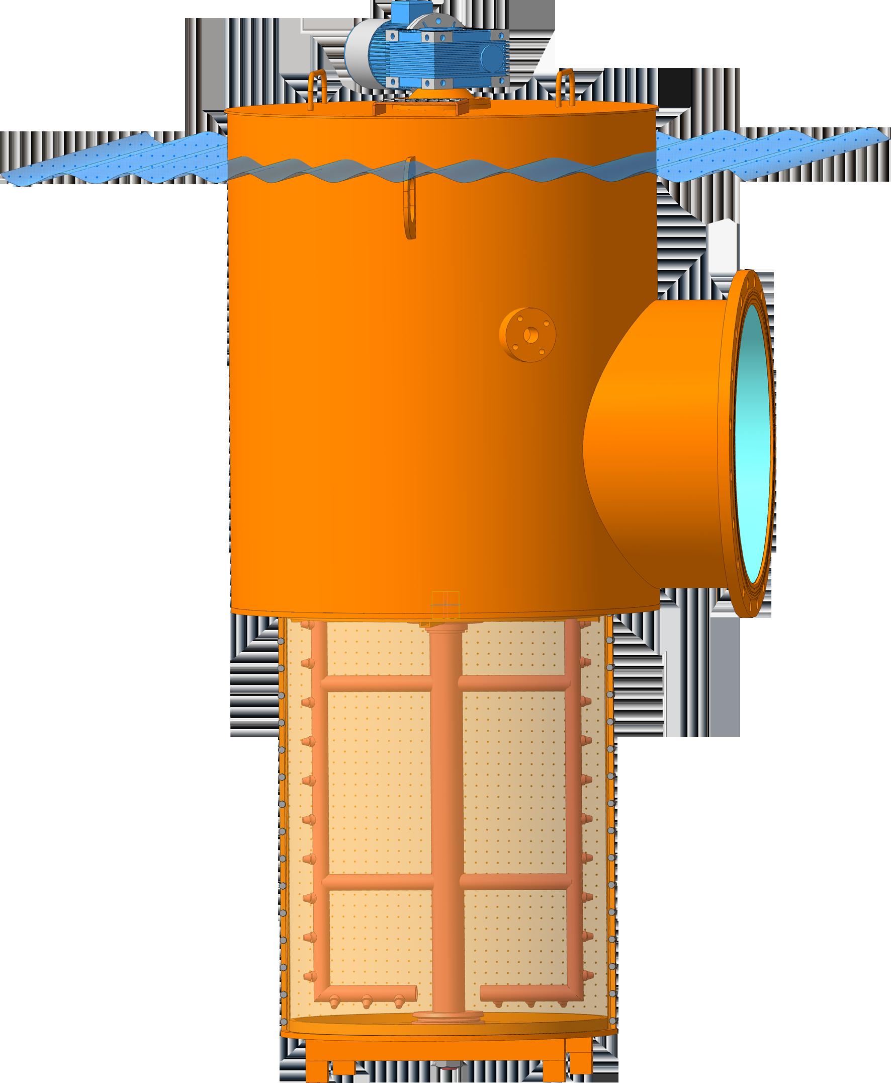 Filter FZA